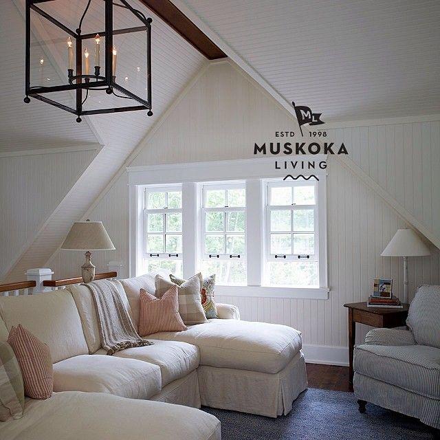 Muskoka Living Interiors Lake Seaside Cottage Theme