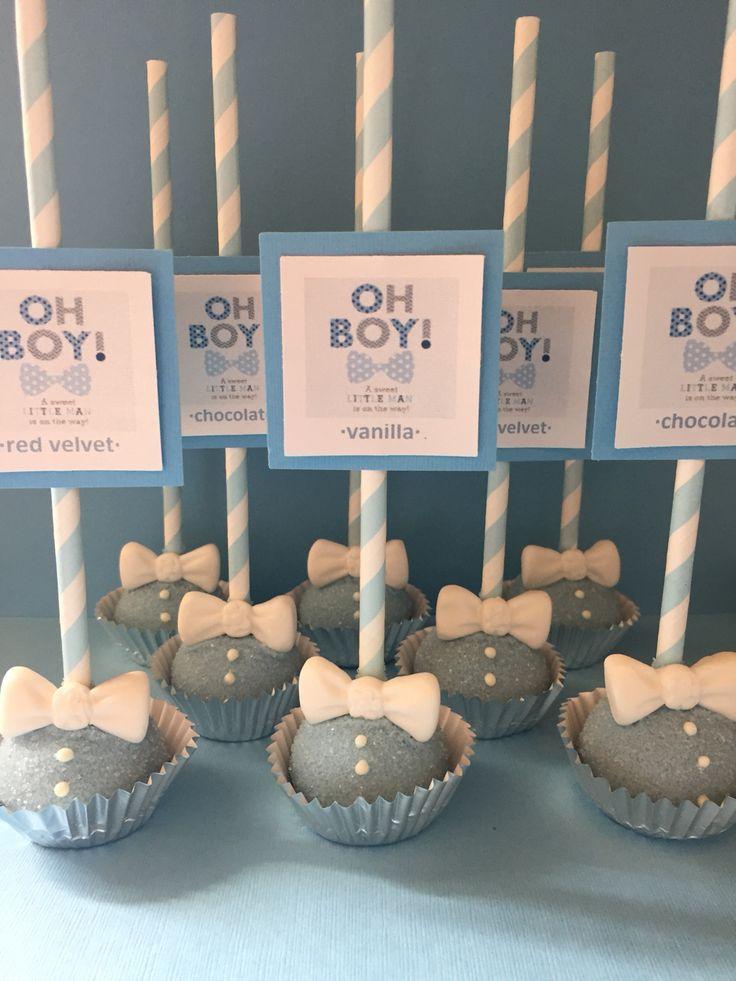 Bowtie cake pops www.shopsosweet..com