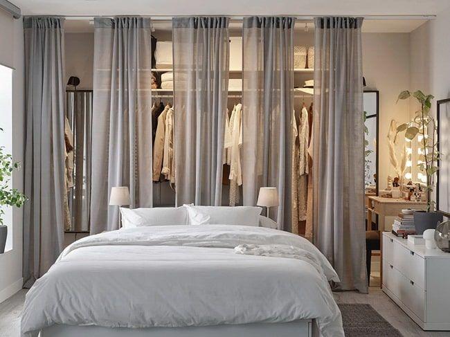 Dormitorios De Matrimonio Ikea Tendencias Para Dormitorios 2021 Diseño De Armario Para Dormitorio Dormitorios Armarios De Dormitorio