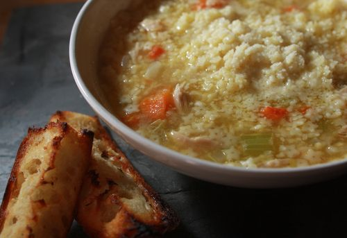 Pastina ~ Chicken Soup for the Italian Soul ~ Italiafornia