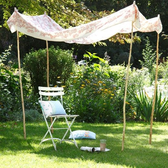 Best 25 Garden Canopy Ideas On Pinterest Deck Awnings