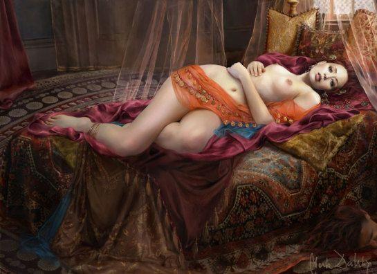 Greek Godess Of Sex 105