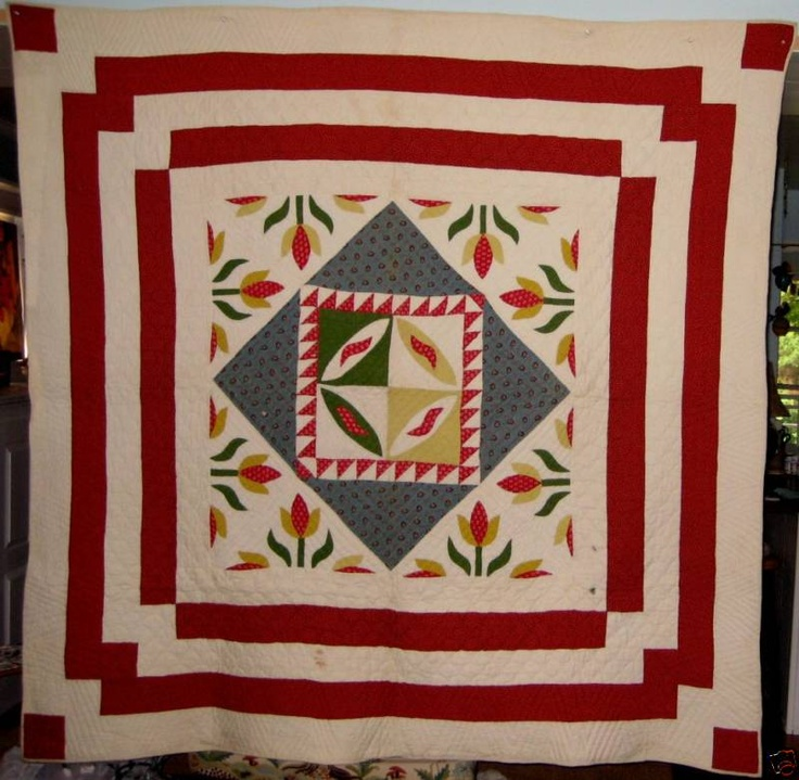 140 best Early quilts images on Pinterest | Antique quilts ... : cleaning antique quilts - Adamdwight.com