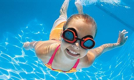 21 best images about swimming kids on pinterest for What causes ear infections from swimming pools