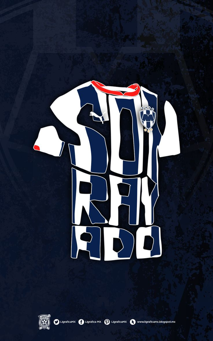 1000+ images about Rayados on Pinterest