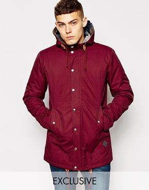 Minimum+Parka+with+Hood+EXCLUSIVE