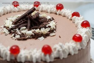 La mia torta della foresta nera
