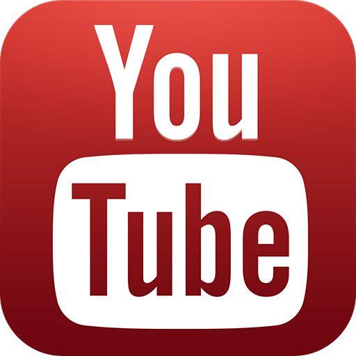tercer logo de youtube. Este fue el tercero creado en 2013 pero apenas duro un año