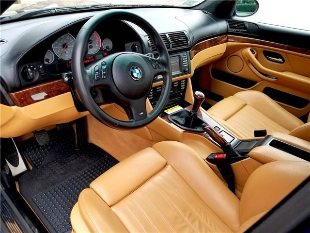 2003 E39 Bmw M5 Interlagos Blue With Caramel Interior With Images