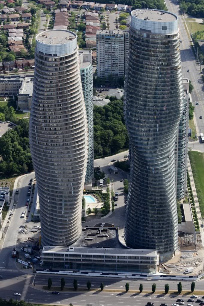 Mississauga - Absolute Towers