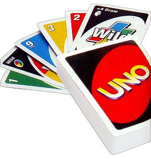 Family game night - you can't go wrong with UNO ...we have DocMcStuffins Uno and both my 5 and 3 year old love it and learn taking turns, colors, numbers and more