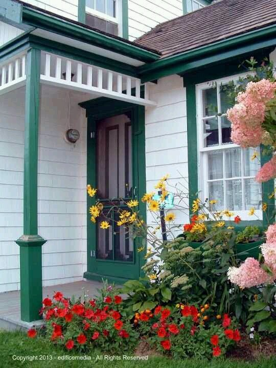 Anne of Green Gables home on Prince Edward Island. Love!