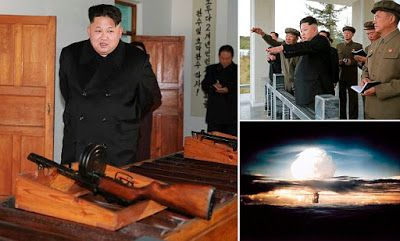 हाइड्रोजन बम से हड़कंप: मानवता पर सबसे बड़ा खतरा...!