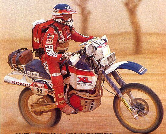 mates 1984 Honda XL600 Dakar; need info - ADVrider