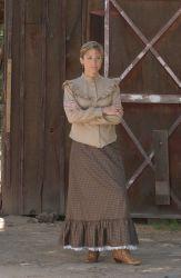 Prairie Winds Skirt by CattleKate