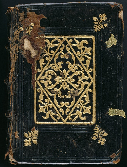 English binding, 16th century  Bequeathed to the Alexander Turnbull Library in 1973 by Sir Arthur Howard.