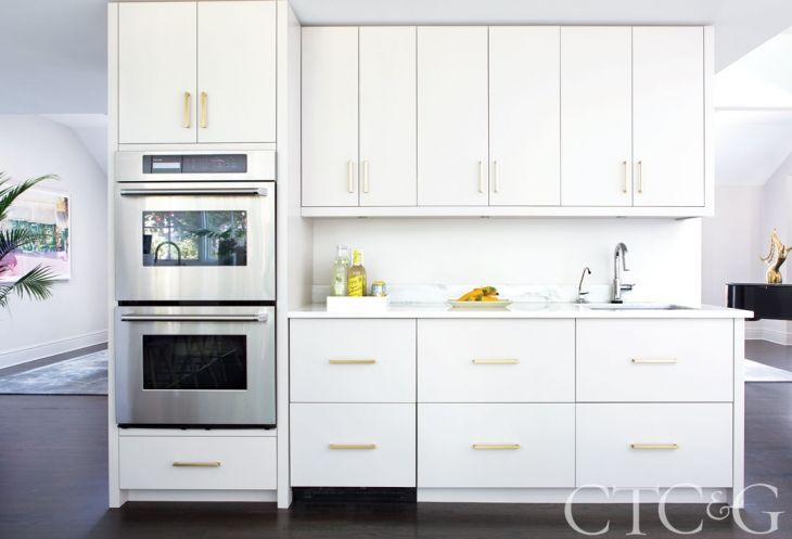 Home Tour: D2 Interieurs Fashions a Decidedly Modern Dwelling in Westport - Connecticut Cottages & Gardens - March 2017 - Connecticut