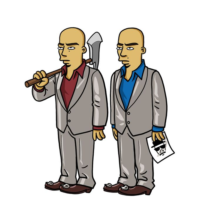 Breaking Bad cast drawn as Simpsons characters (Photos) - FanSided - Sports News, Entertainment, Lifestyle & Technology - 270+ Sites