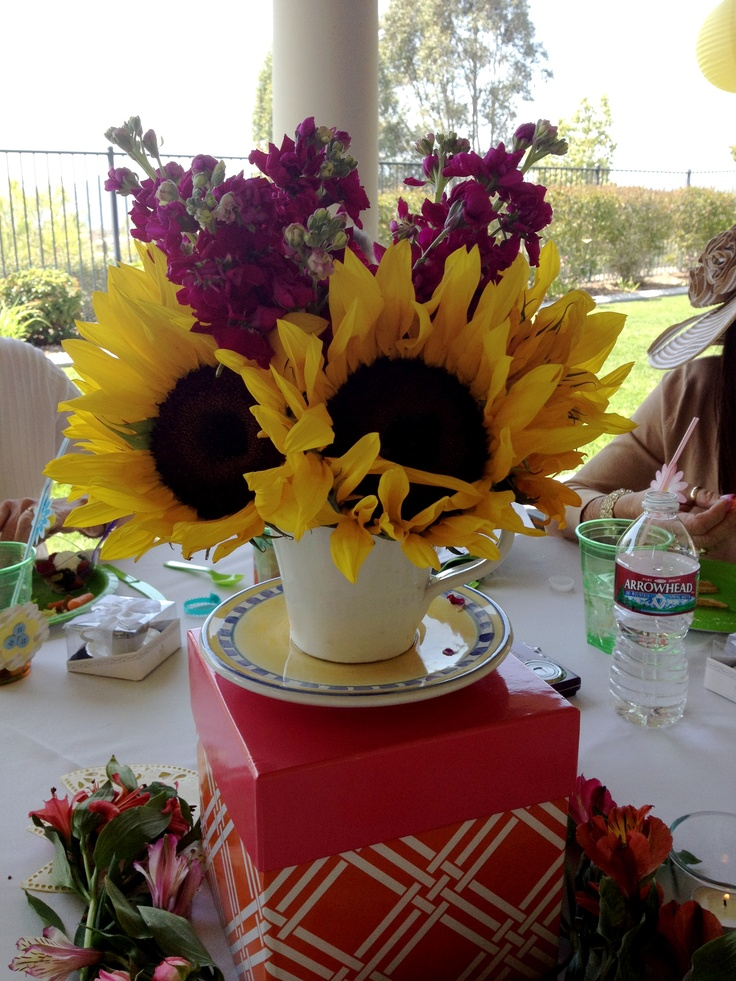 Best images about sunflower party on pinterest