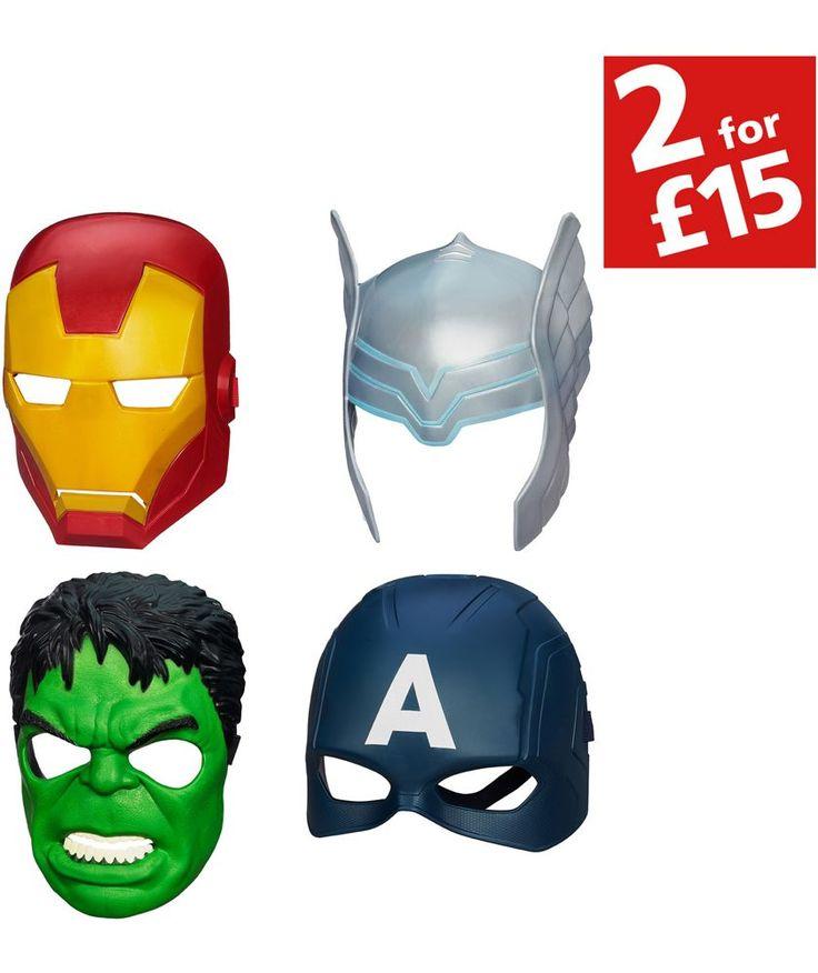 Buy Avengers Age Of Ultron Hero Mask at Argos.co.uk - Your Online  sc 1 st  Pinterest & 11 best Dexter christmas images on Pinterest | Dexter Dexter cattle ...