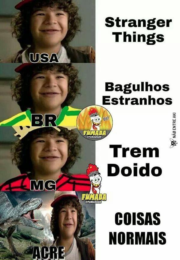 Como seria o título de Stranger Things no Brasil