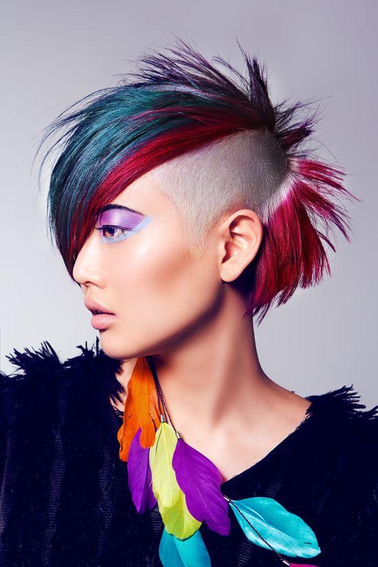 Wella Trend Vision: Colour Award Finalists - culture