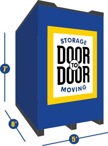 Are you searching for steel storage containers? Door to Door provide the ultimate alternative to traditional movers and rental trucks.