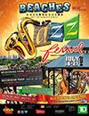 Beaches International Jazz Festival - in July every year