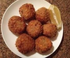 Spicy Chickpea and Carrot Falafels | Official Thermomix Recipe Community