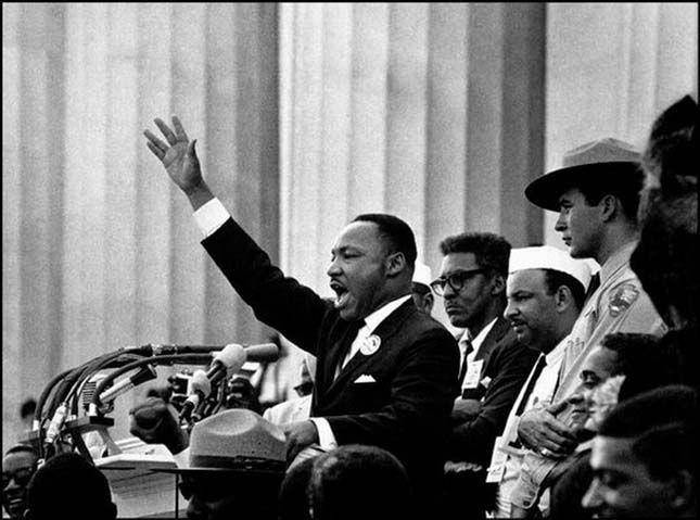 Van egy álmom (Bob Adelman, 1963)