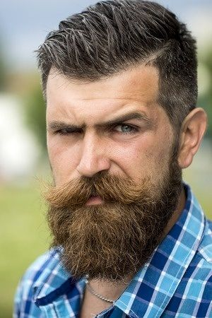 Pleasant 1000 Ideas About Short Hair With Beard On Pinterest Short Short Hairstyles Gunalazisus