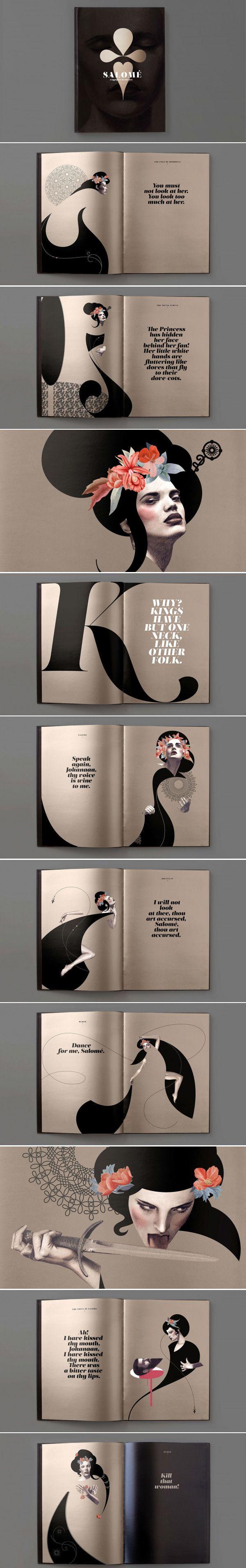 """Salomé Type Specimen Booklet"" by Atipo"