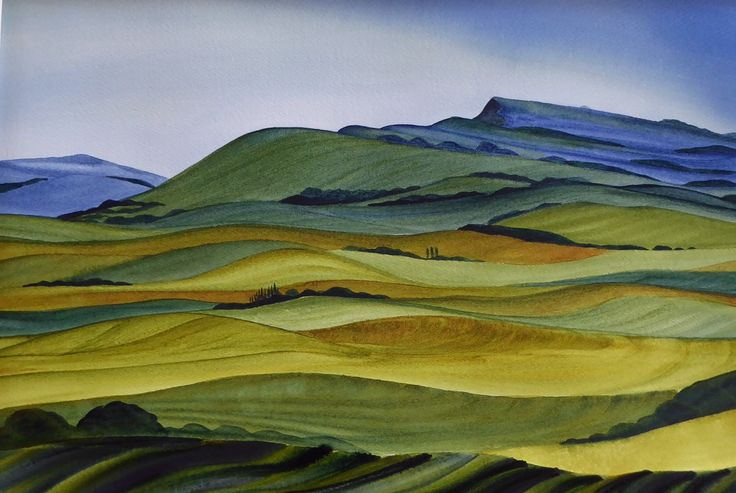 Te Mata Peak by Raewyn Harris www.raewynharris.nz