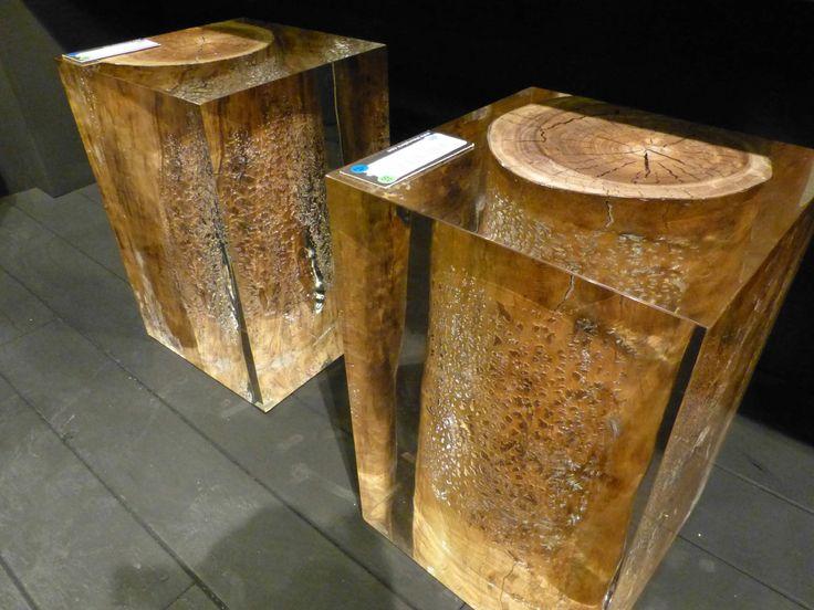 plus de 1000 id es propos de plexi et bois pur luxe. Black Bedroom Furniture Sets. Home Design Ideas
