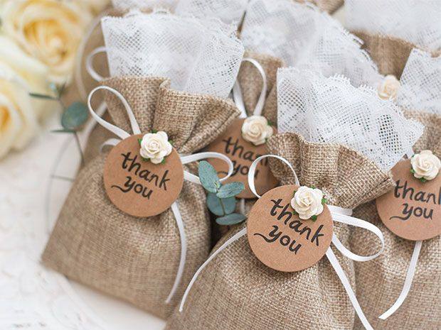 Create thoughtful wedding favours which guests will love with SoGlosWeddings' …