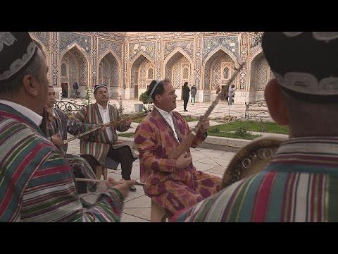 Samarkand's silk road treasures - life