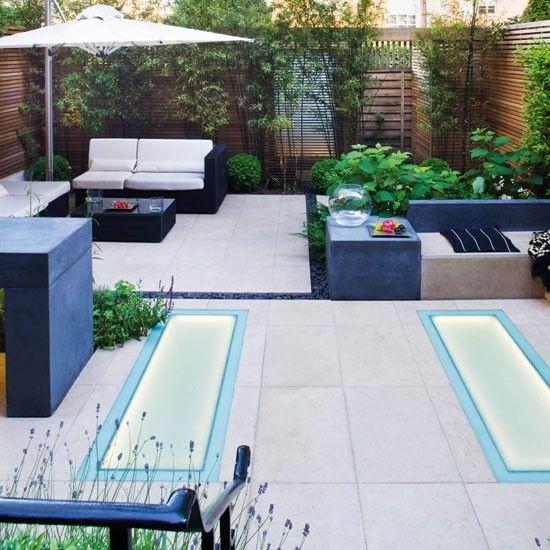 Socialable garden space   Contemporary gardens   Garden designs   PHOTO GALLERY   Housetohome