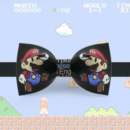 Mario Fashion Bow Tie. Starting at $15