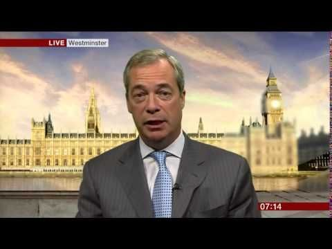 UKIP News - Nigel Farage - EU Referendum & Growing Migrant Crisis