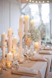 candlestick centerpiece - Google Search