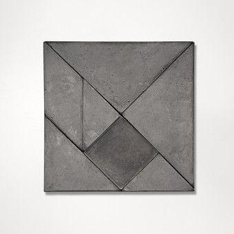 vamiko Concrete Tangram (grey)