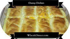 Cheesy Chicken Crescent Recipe