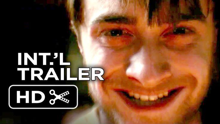 Horns Official UK Trailer #1 (2014) - Daniel Radcliffe, Juno Temple Movi...