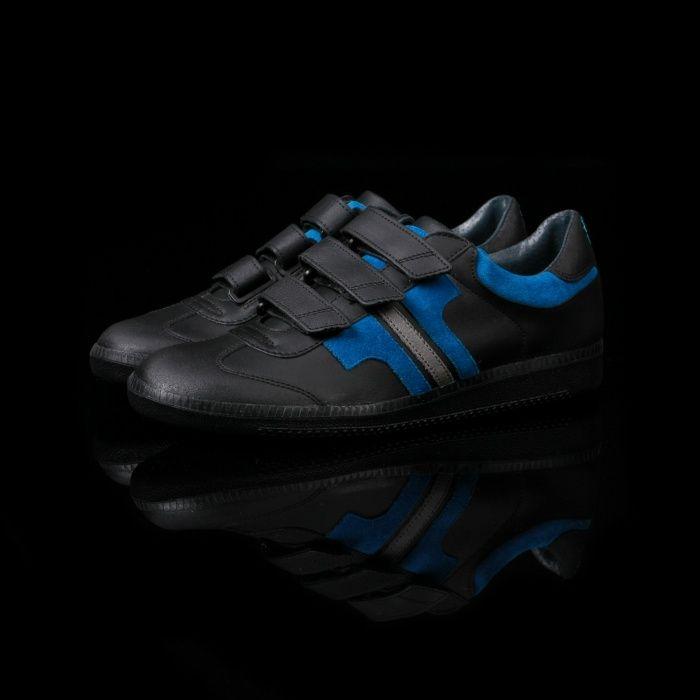 Comfort deluxe - fekete / kék / szürke