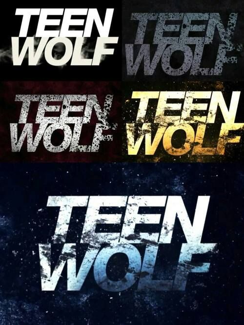 Teen Wolf Seasons 1-5 (Season 3 is personally my favorite tho)