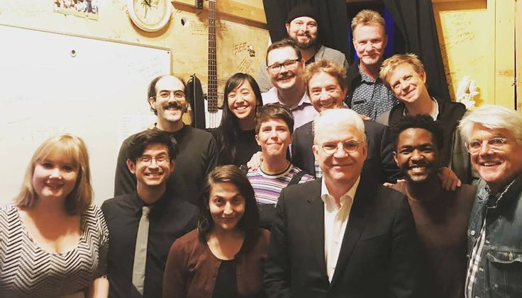 Steve Martin And Martin Short Swing By The Second City Mainstage - The Second City  Thanks to two out of  ¡Three Amigos! for coming to cheer on the next generation.