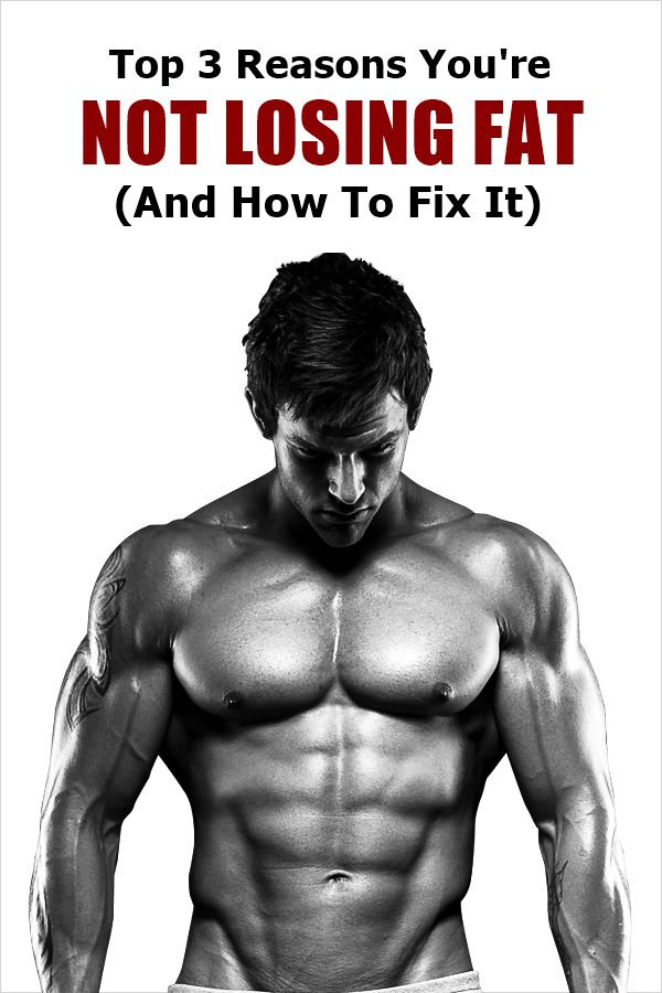 Are You Committing These 3 Fat Loss Sins? Find out what you can do to kick your shred into high gear --> http://www.bestthermogenics.com/top-3-fat-loss-secrets.html/?src=pin-top3reasonsnofatloss