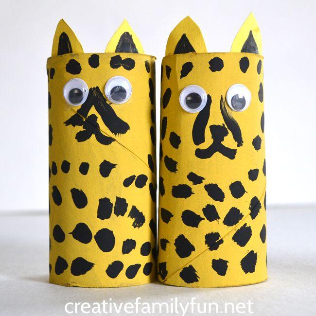 Best 25 Cheetah Crafts Ideas On Pinterest Zoo Crafts