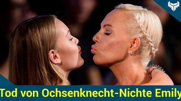 Es war unklar wie es zu dem tragischen Tod von Natascha Ochsenknechts (52) Nichte Emily (25) kommen konnte. In der Nacht von Freitag auf Samstag war die Studentin aus dem Fenster ihrer Münchner Penthouse-Wohnung gestürzt. Die Polizei ging in dem Fall zunächst von Selbstmord aus. Jetzt widerspricht Emilys Vater der Theorie der Behörden!   Source: http://ift.tt/2tXsUFb  Subscribe: http://ift.tt/2ryT0PB von Ochsenknecht-Nichte Emily: Jetzt klärt ihr Vater auf
