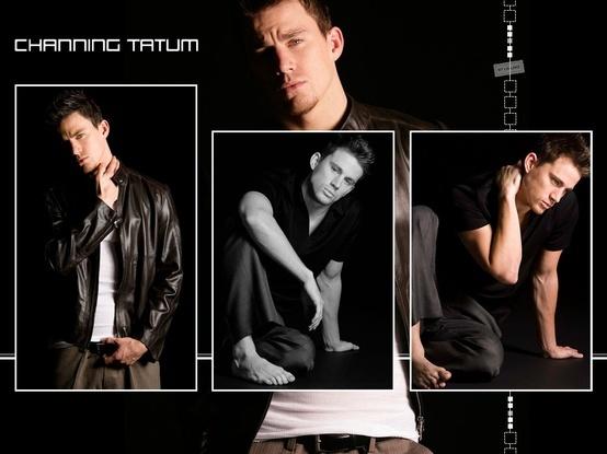 @Megan Martin Channing Tatum - channing-tatum Wallpaper - Click image to find more Celebrities Pinterest pins